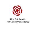 One AA Rosette