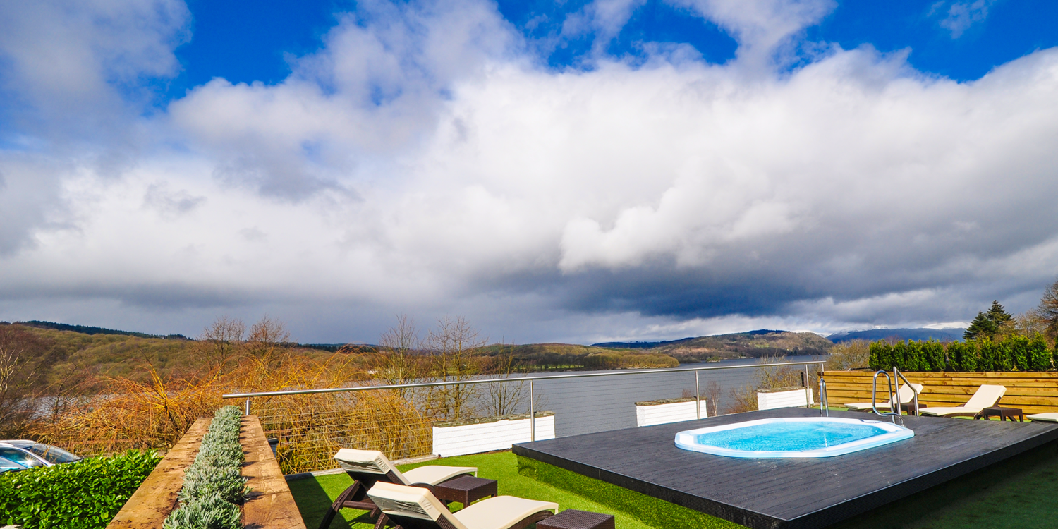 5 star luxury windermere self catering cottage high biggin - Luxury cottages lake district swimming pool ...